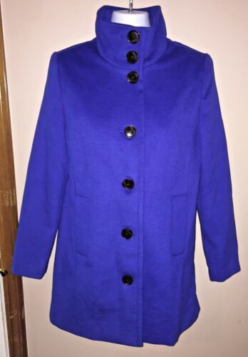 Størrelse Petite Stand Ladies End 2p Collar Ny Lands Lightweight Coat med Tags qCF0EIwx