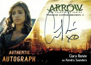 Arrow-Season-4-Autograph-Card-of-Ciara-Renee-as-Kendra-Saunders-CR1
