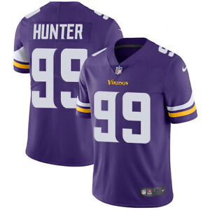 NWT New Cook #33 Minnesota Purple Custom Football T-Shirt Jersey No Logos Mens