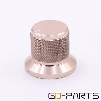 30x25mm Golden Solid Full Aluminum Volume Control Knob for AMP DAC HIFI Audiox10
