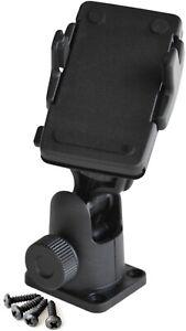 Universal-RICHTER-Auto-Smartphone-Handy-Sockel-Halterung-Halter-zum-schrauben