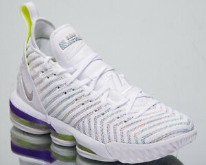 the best attitude b37c8 5eac1 Image is loading Nike-LeBron-XVI-034-Buzz-Lightyear-034-Men-