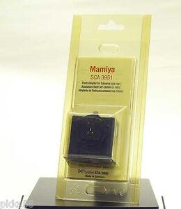 Mamiya-645-AFD-AF-SCA-3951-TTL-Flash-Adapter-f-Metz-Flashes