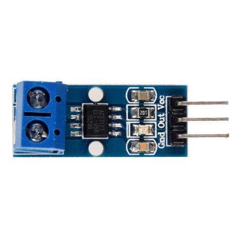 5A range current sensor ACS712 modules US07 JR H7T3