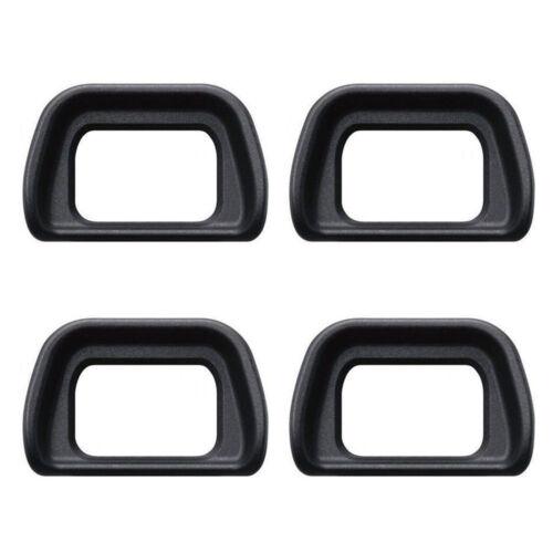 4pcs Eyepiece Eyecup Viewfinder for Sony A6300//A6000//A5000//A5100//NEX7//6