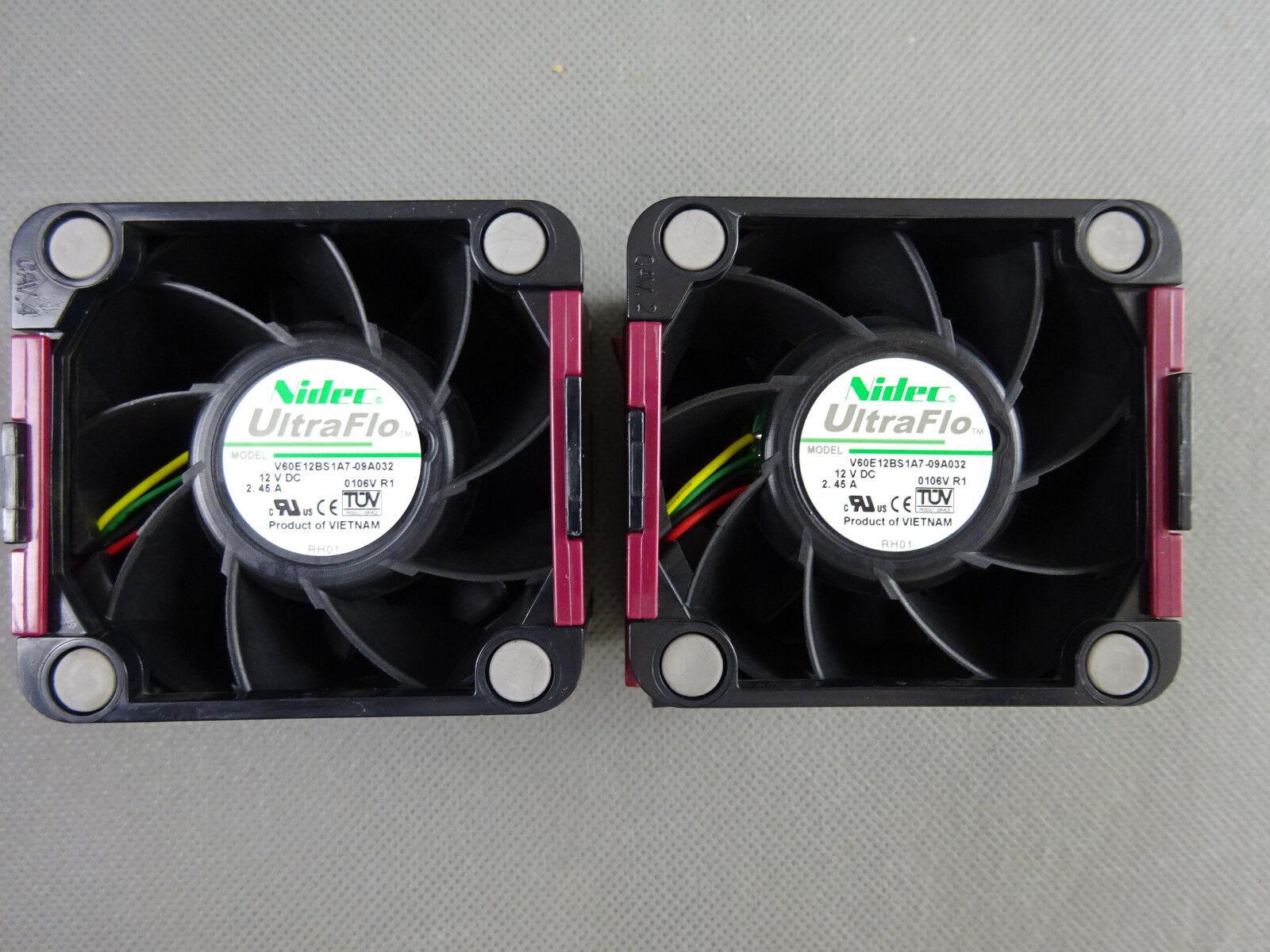 2 x Hotplug Fan HP 463172