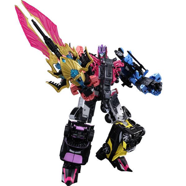 1 Takara Transformers unire  Guerrieri UW-EX megatronia azione cifra in magazzino  di moda