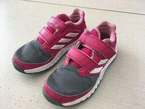 Details zu Mädchen Sportschuhe Turnschuhe adidas Gr. 29 * TOP!