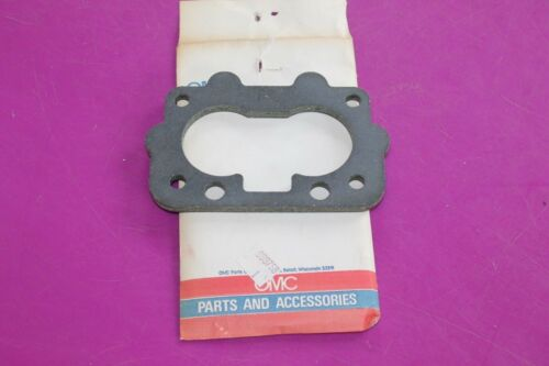 OMC Evinrude Johnson Gasket Part# 909758 Acquired from a closed dealership.