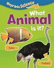 What Animal Is It? by Peter Riley (Paperback, 2016)