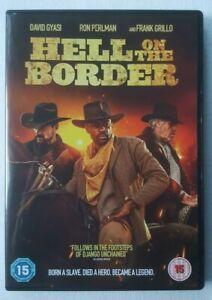 Hell on the Border 2019 David Gyasi Ron Perlman 2020 Lionsgate UK Region 2 DVD