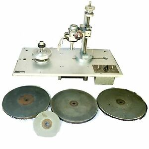 lapidary faceting machine