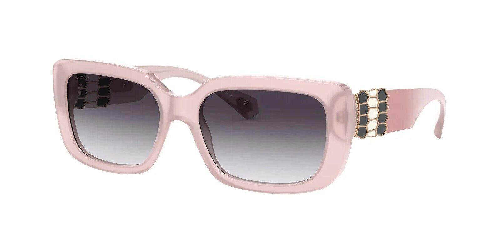 Bvlgari SERPENTI BV 8223B Pink/Grey Shaded (5479/8G) Sunglasses
