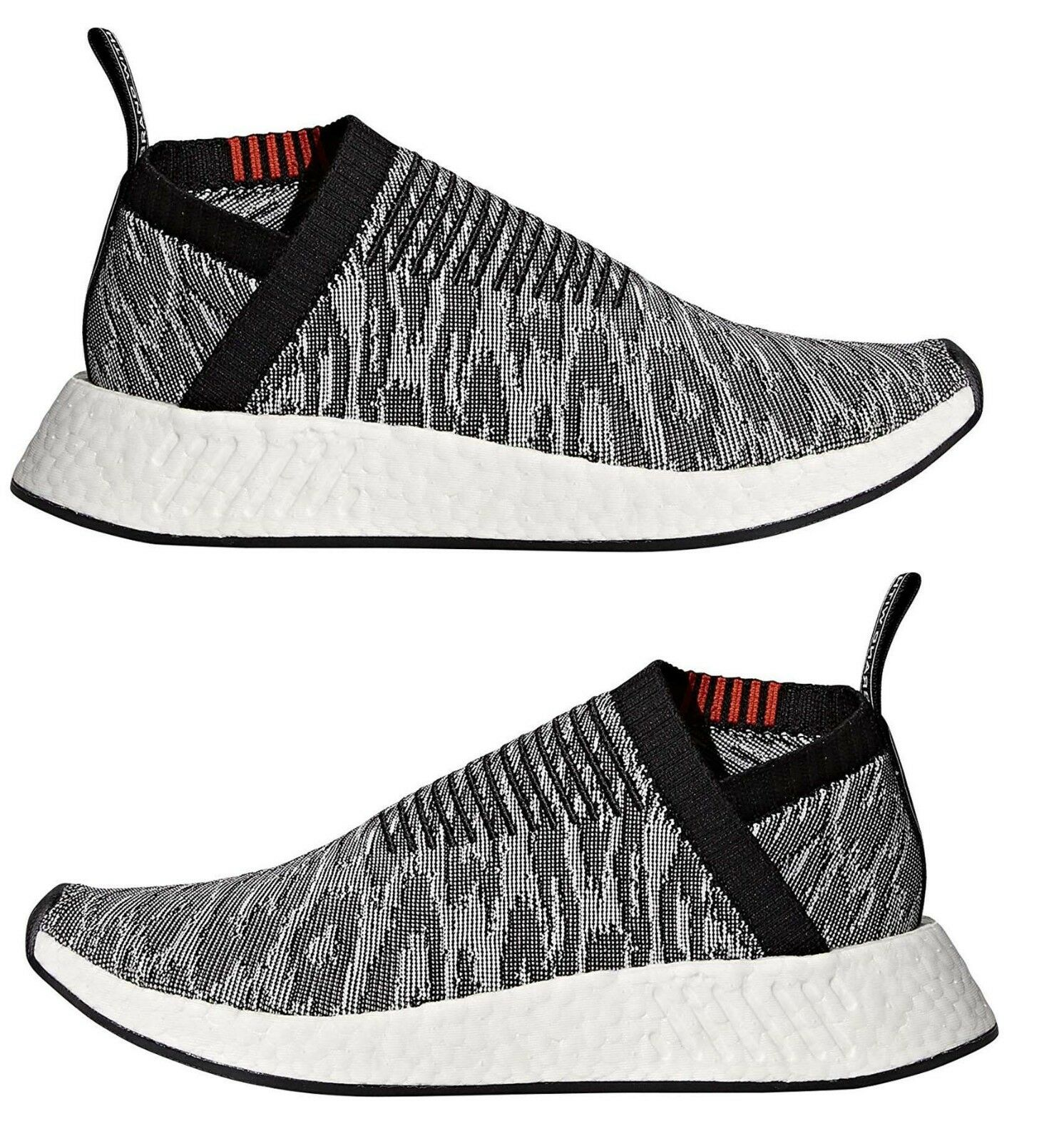 NEW Adidas Boost hommes Athletic Shoes NMD CS2 Prime Knit Running Slip On Sneakers