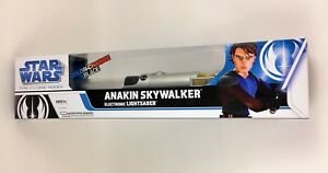 Star-Wars-The-Clone-Wars-Force-Action-Anakin-Skywalker-Electronic-Lightsaber-MIB