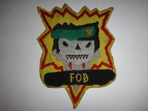 Guerre Du Vietnam États-unis 5ème Sfgrp Vers L'avant Opérations Base ( Fob ) Glcugjbu-08002004-996473207