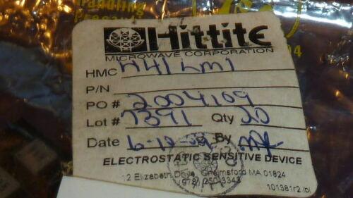 NEW 1PC HITTITE HMC441LM1 RF Amp Module Single Power Amp 15.5GHz 5.5V 8-Pin