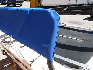 Details about Hobie Cat 18 MAGNUM Wings + Sun Covers Blue + Blue righting  line
