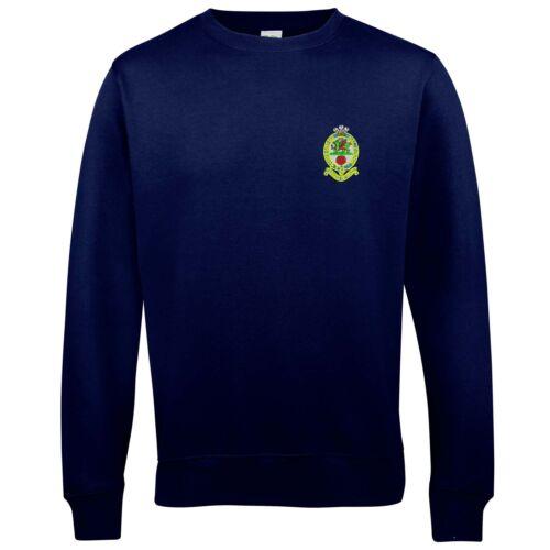 Princess of Wales Rgt  Sweatshirt