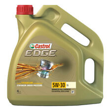 Castrol Edge Longlife 4L Engine Oil 4 Litres 5W30 Fully Synthetic