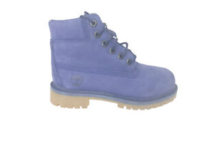 Details about Juniors Timberland Premium 6 Inch Boot For Youths 0A1VL1E09 Patriot blue