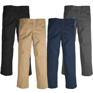 Dickies-WP873-Men-039-s-Slim-Straight-Work-Pant