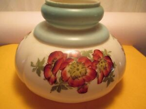 ANTIQUE-7-034-PAINTED-LAMP-SHADE