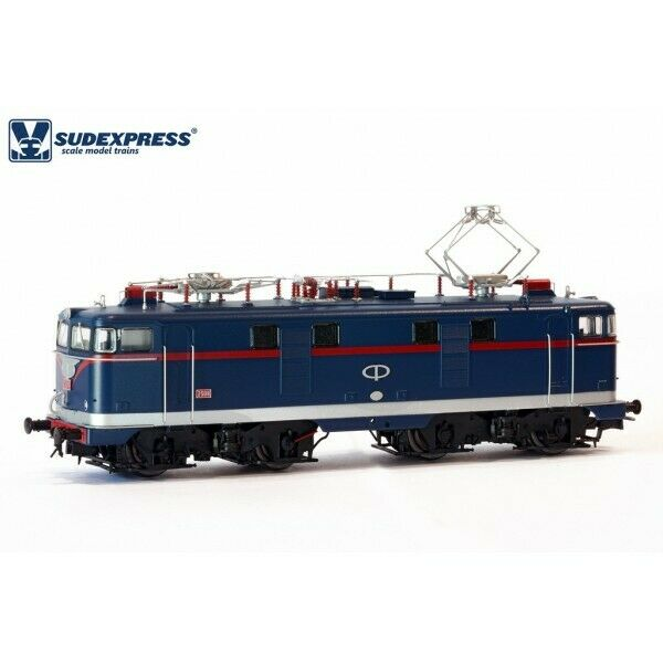 Sudexpressmodells SUD250816S Electric Locomotive CP 2508, HO