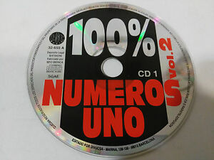 100-NUMEROS-UNO-VOL-2-CD1-BIT-MUSIC-1998-DISCO-DANCE-MIX-CD-SIN-CAJA