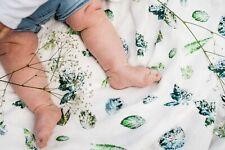 Muslin Swaddle Blanket - Bamboo & Organic Cotton