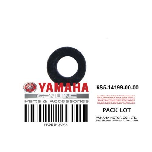 Yamaha OEM GASKET 6S5-14199-00-00