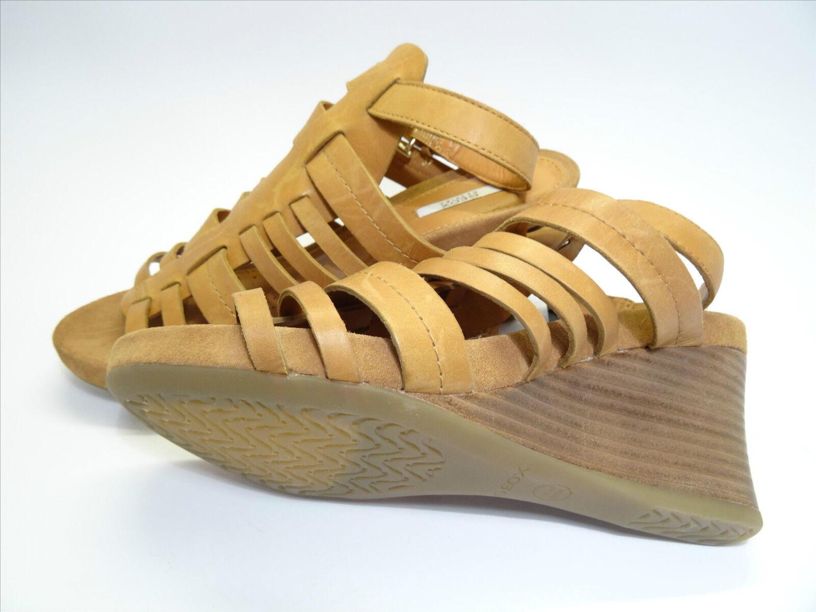 GEOX RESPIRA RESPIRA RESPIRA Chaussures Femme d.iride camel