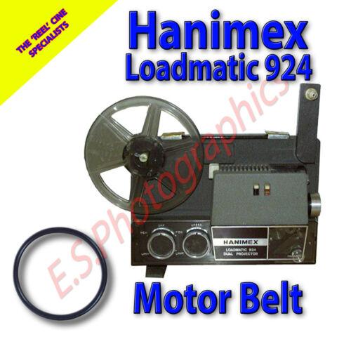 HANIMEX 924 8mm Cine Projector Belt Main Motor Belt