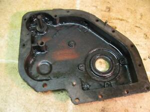 Details about Wisconsin TH Engine BD103B Front Timing Cover