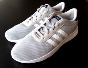Adidas Cloudfoam Ortholite Float Gray Running Sneakers Shoes