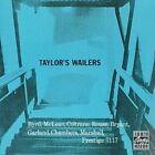 Taylor's Wailers Arthur Taylor Audio CD