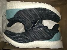 uk availability a1eca cb4ed ADIDAS ULTRA BOOST 4.0 Men 8.5 US Parley Ocean Carbon Blue Shoes New Box  CG3673