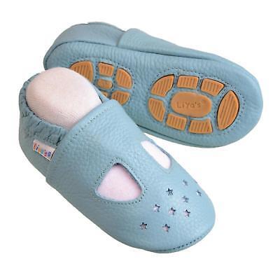 Pantofole's Baby Scarpe Pantofole Liya - #634 Estate Magari Stelle-