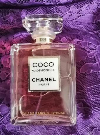 Chanel Coco Mademoiselle Intense 3.4oz | 100 ml Eau De Parfum New Sealed Spray