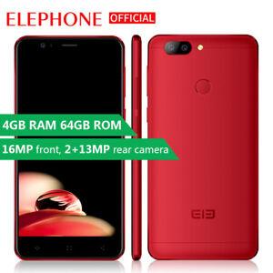 NUOVO-5-0-039-039-Elephone-P8-mini-4G-Telefono-Cellulare-4GB-64GB-Octa-Core-Impronte-EU