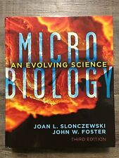 Microbiology: An Evolving Science Textbook w/ access code! ISBN: 978-0-393-91929