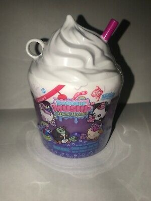 SMOOSHY MUSHY Creamy Dreamy Purple Bottle Series 4 Scented Mystery Bestie New