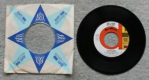 """The Invitations 45rpm Promo """"What's Wrong With Me Baby!"""" DynoVoice Northern Soul"""