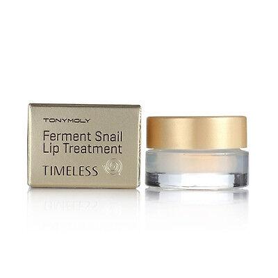 [TONYMOLY] Timeless Ferment Snail Lip Treatment - 9g