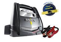 Battery Jump Starter Air Compressor Peak Portable Car Charger Booster Schumacher