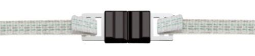 442010//056 Bandverbinder für 12,5 mm Band Litzclip 5 Stück  verzinkt  Verbinder
