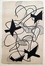 Georges Braque René Char Lithographie Maeght Paris Oiseaux Vögel