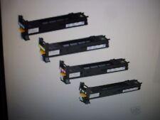 4 Toner KONICA MINOLTA Magicolor 5550 5570 Color printer Toner cartridges