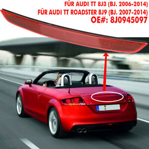 3-Bremsleuchte-Zusatzbremsleuchte-Leuchte-Fuer-Audi-TT-8j-06-Roadster-8j0945097