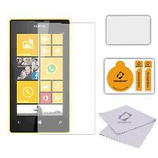 3 X Anti Graffio Proteggi Schermo per Nokia Lumia 520-visualizzazione risparmiatori